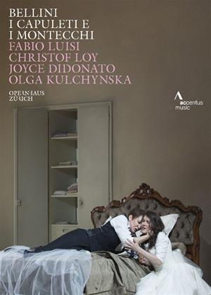 Rent I Capuleti E I Montecchi: Opernhaus Zürich (Luisi) Online DVD Rental