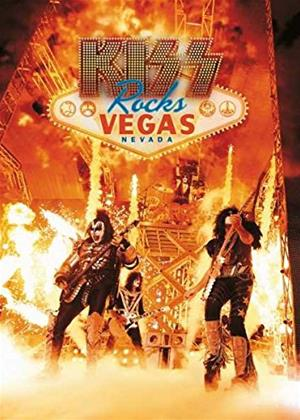 Rent Kiss: Rocks Vegas: Live at the Hard Rock Hotel Online DVD Rental