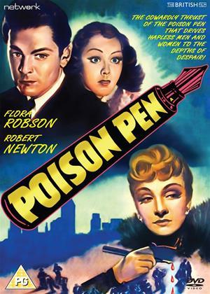 Rent Poison Pen Online DVD Rental
