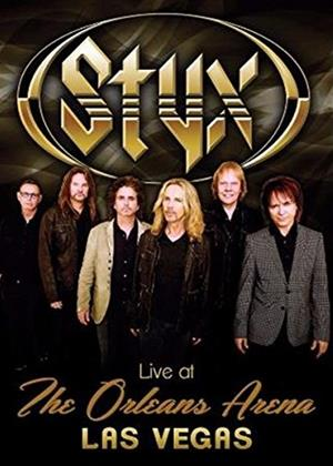 Rent Styx: Live at the Orleans Arena Online DVD Rental