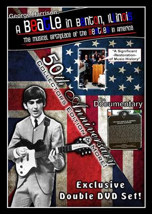 Rent George Harrison: A Beatle in Benton, Illinois Online DVD & Blu-ray Rental