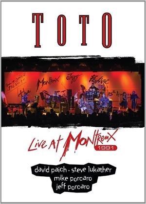 Rent Toto: Live at Montreux 1991 Online DVD Rental