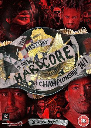 Rent WWE: The History of the Hardcore Championship: 24/7 Online DVD Rental
