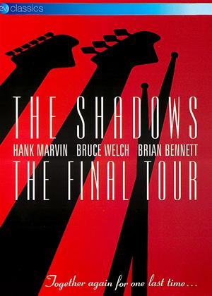 Rent The Shadows: The Final Tour Online DVD Rental