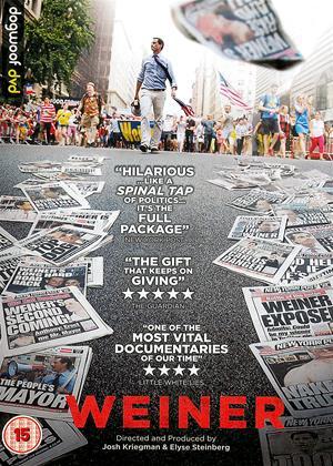 Weiner Online DVD Rental