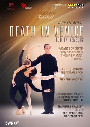 Rent Death in Venice: Hamburg Ballett (Neumeier) Online DVD & Blu-ray Rental