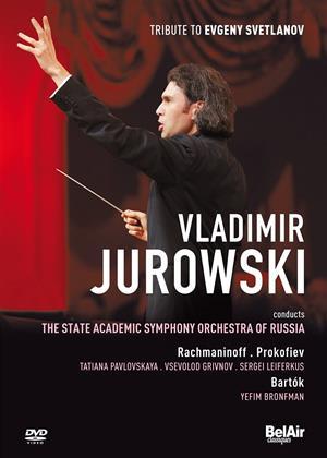 Rent Tribute to Evgeny Svetlanov Online DVD Rental