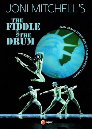 Rent Joni Mitchell: The Fiddle and the Drum: Alberta Ballet Company Online DVD & Blu-ray Rental