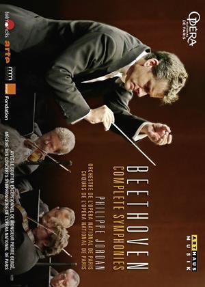 Rent Beethoven: Complete Symphonies (Jordan) Online DVD Rental
