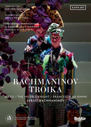 Rent Rachmaninov Troika: La Monnaie (Tatarnikov) Online DVD & Blu-ray Rental