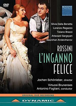 Rent L'inganno Felice: Rossini in Wildbad (Fogliani) Online DVD & Blu-ray Rental