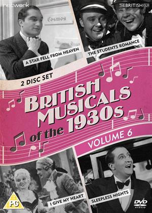 Rent British Musicals of the 1930s: Vol.6 Online DVD Rental