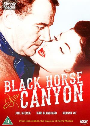 Rent Black Horse Canyon (aka Echo Canyon) Online DVD Rental
