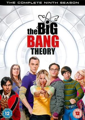 Rent The Big Bang Theory: Series 9 Online DVD Rental