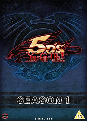 Rent Yu-Gi-Oh! 5Ds: Series 1 (aka Yûgiô: 5D's) Online DVD Rental