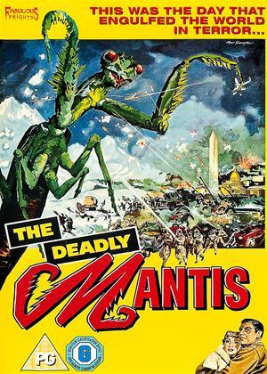 Rent The Deadly Mantis Online DVD Rental