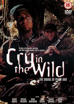 Rent Cry in the Wild (aka Cry in the Wild: The Taking of Peggy Ann) Online DVD Rental