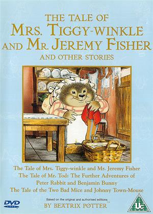 Rent Beatrix Potter: The Tale of Mrs. Tiggy-Winkle and Mr. Jeremy Fisher and Other Stories Online DVD Rental