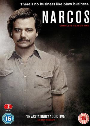 Rent Narcos: Series 1 Online DVD Rental