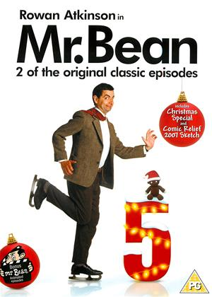 Rent Mr Bean: Vol.5 Online DVD Rental