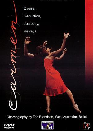 Rent Carmen (aka Carmen: West Australian Ballet) Online DVD Rental