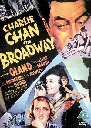 Rent Charlie Chan on Broadway Online DVD Rental