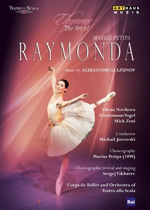 Rent Raymonda: Teatro Alla Scala (Jurowski) Online DVD Rental