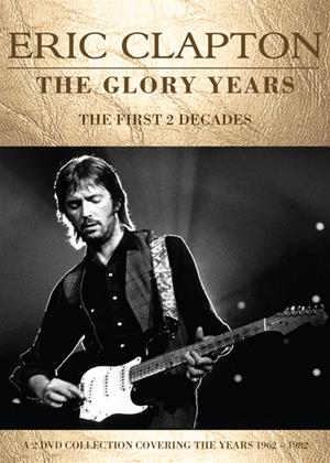Rent Eric Clapton: The Glory Years Online DVD Rental