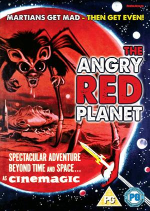 Rent The Angry Red Planet Online DVD Rental