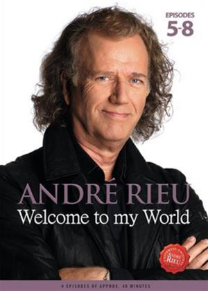 Rent André Rieu: Welcome to My World: Part 2 Online DVD & Blu-ray Rental
