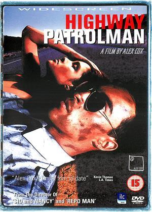 Rent Highway Patrolman (aka El Patrullero) Online DVD Rental