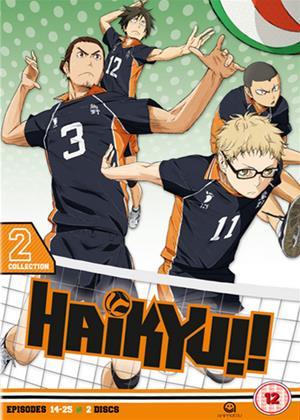 Rent Haikyu!!: Series 1: Part 2 (aka Haikyuu!!) Online DVD Rental