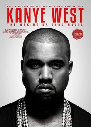 Rent Kanye West: Making Good Music Online DVD Rental