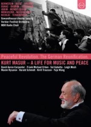 Rent Kurt Masur: A Life for Music and Peace Online DVD Rental