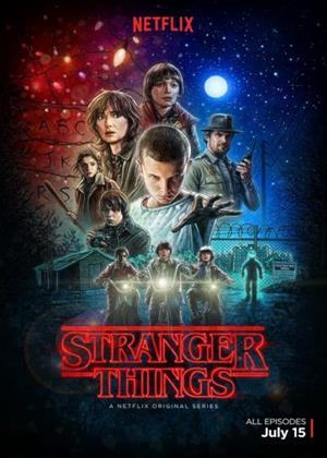 Rent Stranger Things: Series 1 Online DVD Rental