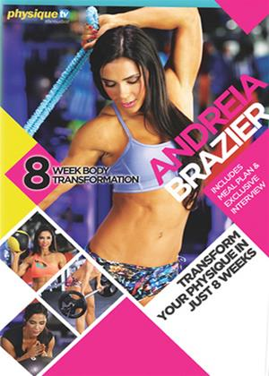 Rent Andreia Brazier's 8 Week Body Transformation Online DVD Rental