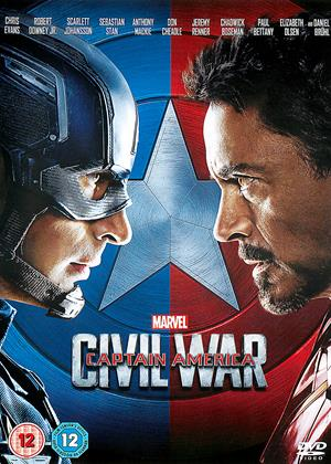Captain America: Civil War Online DVD Rental