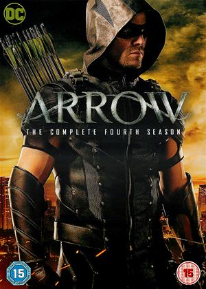 Rent Arrow: Series 4 Online DVD & Blu-ray Rental