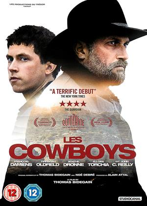 Rent Les Cowboys (aka Cowboys) Online DVD Rental