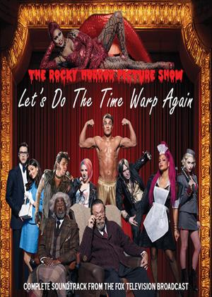 Rent The Rocky Horror Picture Show: Let's Do the Time Warp Again Online DVD Rental