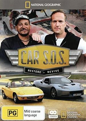Rent National Geographic: Car S.O.S.: Series 1 Online DVD Rental