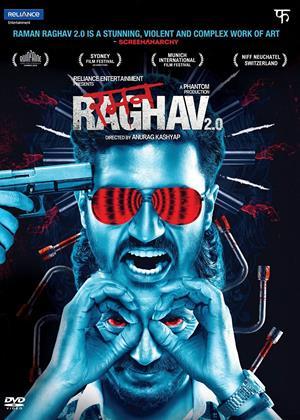 Rent Raman Raghav 2.0 Online DVD Rental