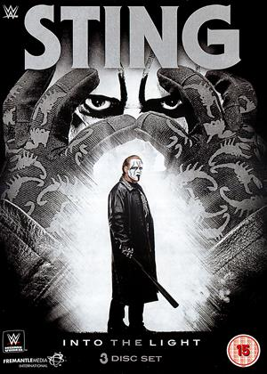 Rent WWE: Sting: Into the Light Online DVD Rental
