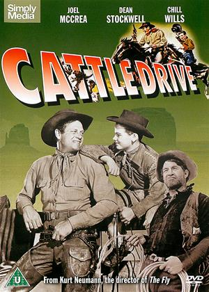 Rent Cattle Drive Online DVD Rental