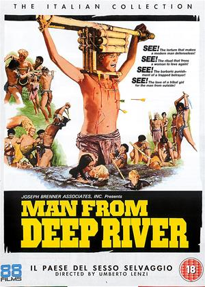 Rent Man from Deep River (aka Il paese del sesso selvaggio) Online DVD Rental