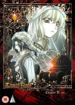 Rent Trinity Blood: Vol.4 Online DVD Rental