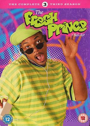 Rent The Fresh Prince of Bel-Air: Series 3 Online DVD Rental