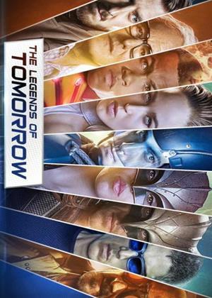 Rent Legends of Tomorrow: Series 2 Online DVD Rental