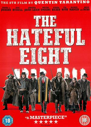 Rent The Hateful Eight Online DVD & Blu-ray Rental