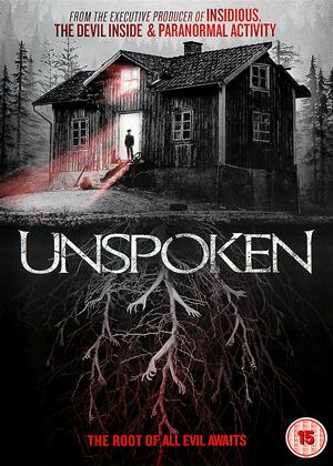 Rent Unspoken (aka Haunting of Briar House) Online DVD Rental
